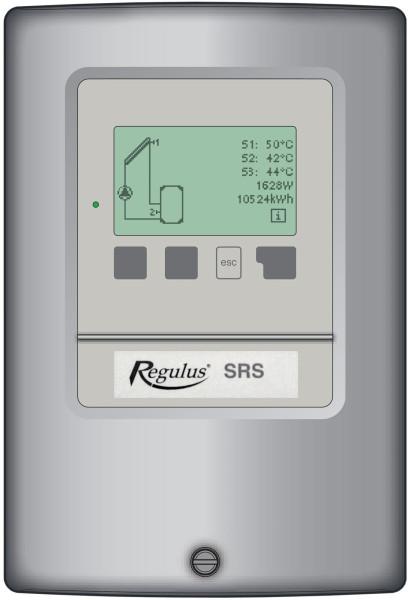 Controler panou solar SRS2 TE